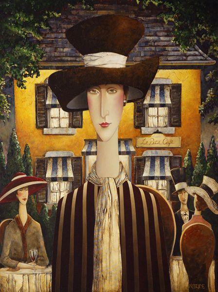 """Artodyssey: Danny McBride """"Le Petit Cafe"""""""