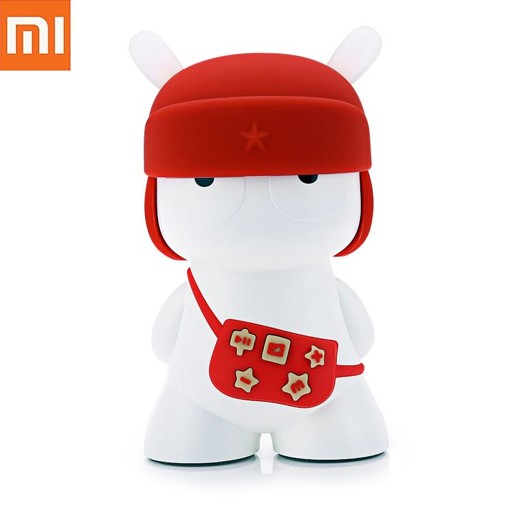 Original Xiaomi Mi Rabbit Sparkle Wireless Bluetooth Speaker SD Card Music Player Mini Potrable Bluetooth Speaker Price: USD 35.99 | United States