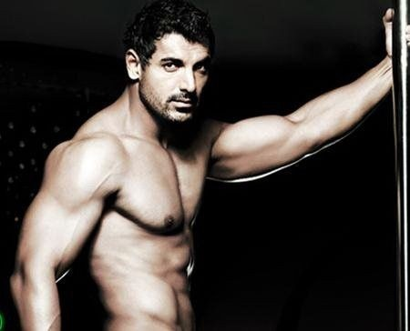 John Abraham -My muse for Rhys
