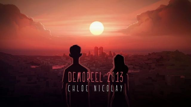 Chloe Nicolay / DEMOREEL 2013 by Chloe Nicolay. a compilation of my works from my 3 year of study at Gobelins... yaaay !