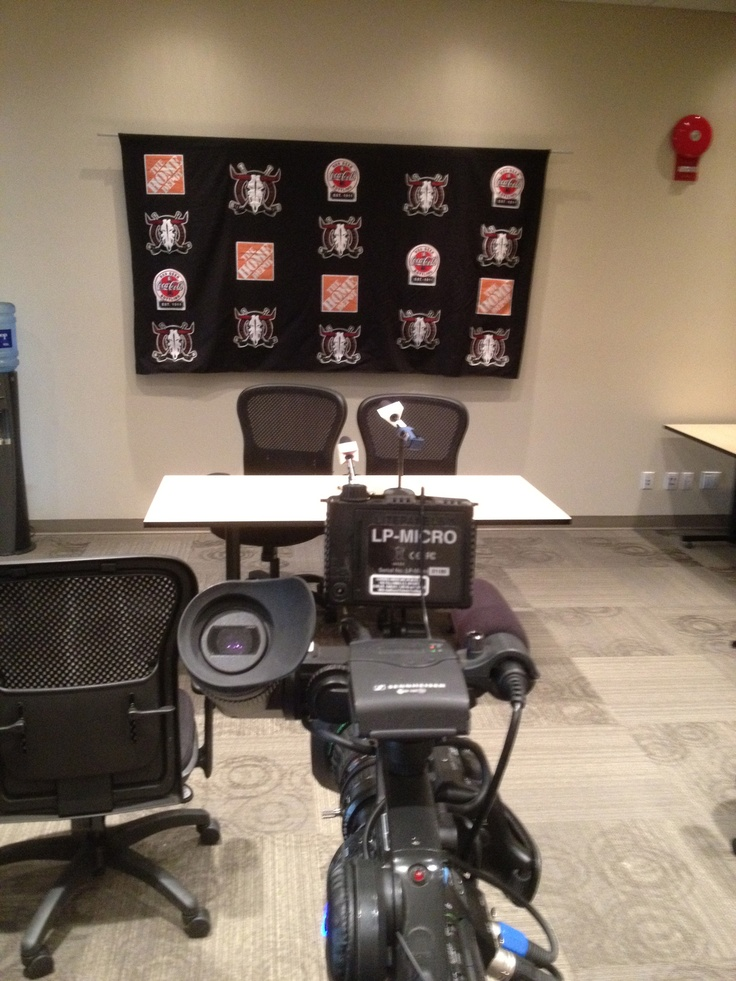 iMediaTV.ca covering the announcement of the Red Deer Rebels Brent Sutter Announcing he would take over as General Manager back in early part of season.