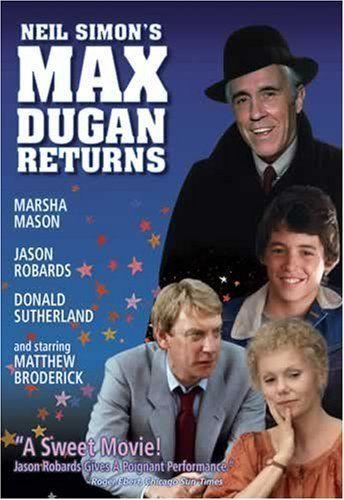 Max Dugan Returns (1983) Poster