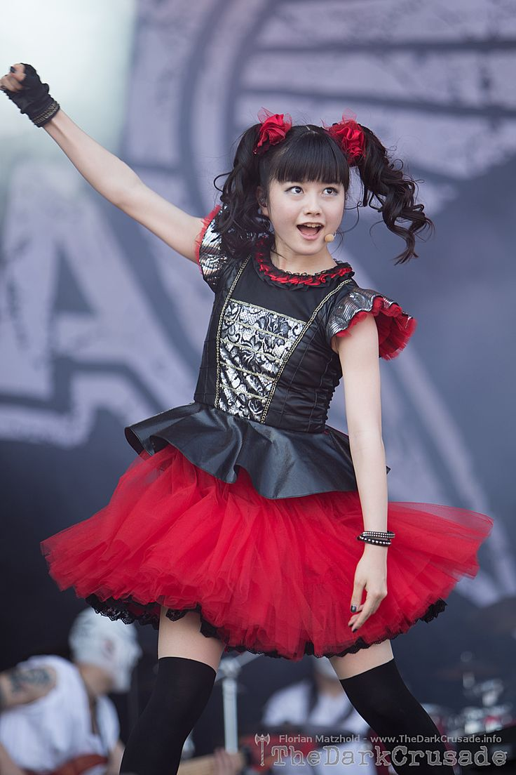 YUIMETAL || ROCK IN VIENNA