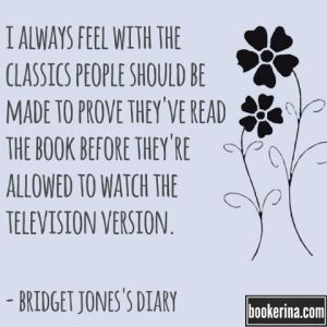 It is impossible to read Bridget Jones's Diary without laughing out loud. Read more about Bridget Jones's Diary by Helen Fielding on bookerina.com.