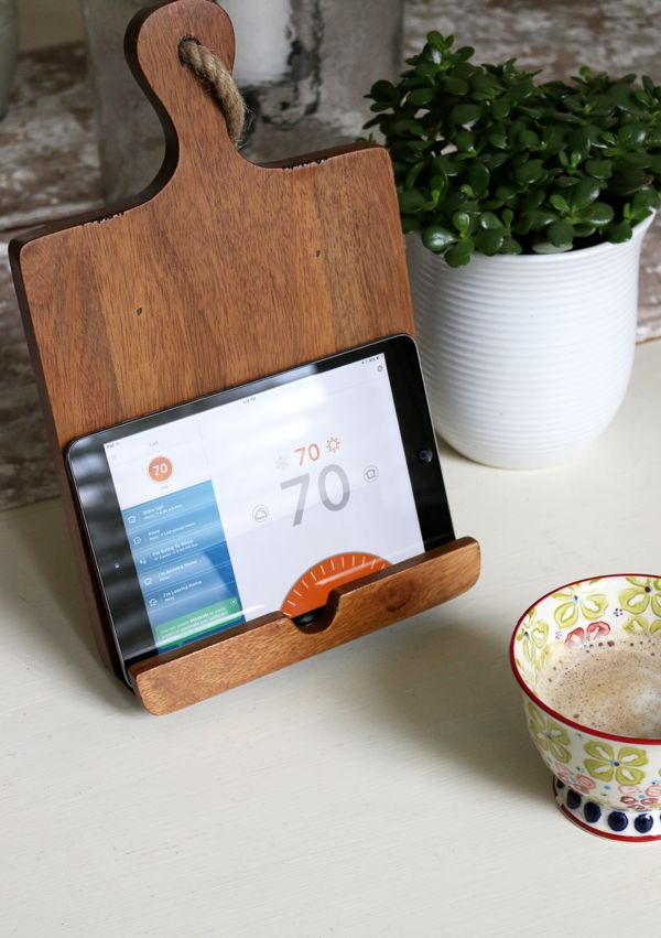 honeywell lyric thermostat - control from ipad or phone