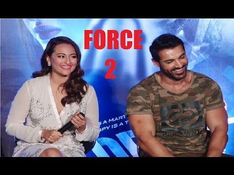 FORCE 2 trailer launch | John Abraham, Sonakshi Sinha, Tahir Raj Bhasin.