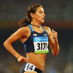 Elite Marathoner Kara Goucher's Go-To Running Playlist