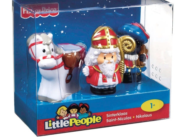 Fisher-Price Sinterclaus for children in The Netherlands