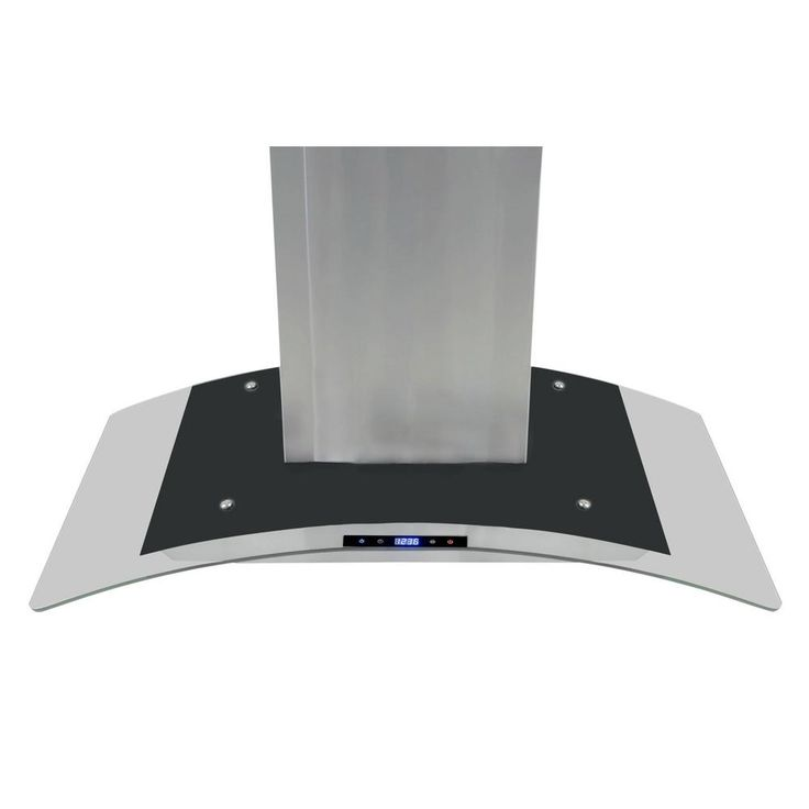 Cosmo 36 in. Convertible Wall Mount Range Hood in Stainless Steel with Touch Controls, LED Lighting and Permanent Filters-COS-668AS900 - The Home Depot