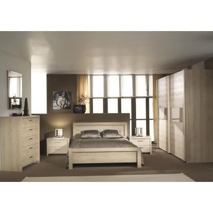25 best ideas about chambre a coucher adulte on pinterest for Chambre complete adulte occasion