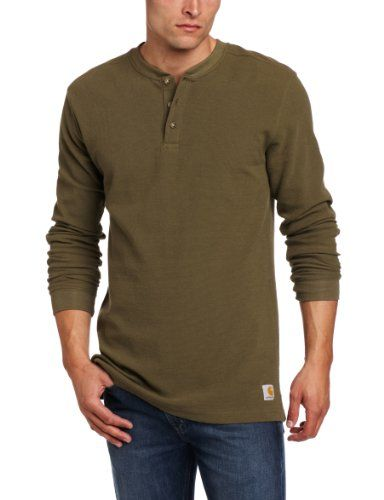 Carhartt offer the best  Carhartt Men's Textured Knit Henley, Army Green, X-Large. This awesome product currently 4 unit available, you can buy it now for $36.00 $29.99 and usually ships in 24 hours New        Buy NOW from Amazon »                                         : http://itoii.com/?asin=B008AQCBUI