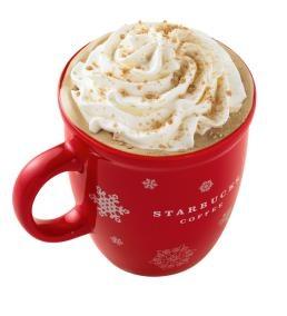 Toffee nut latte, my favorite.