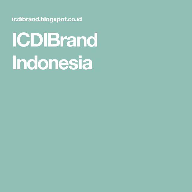 ICDIBrand Indonesia