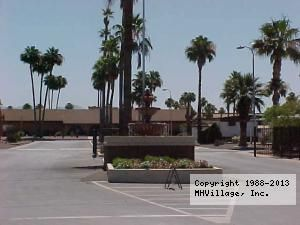 Fountain East Manufactured Home Park In Mesa AZ Via MHVillage