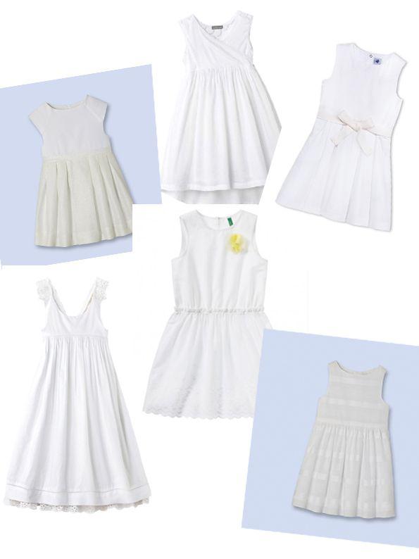 weiße kleider  baby fashion  Pinterest