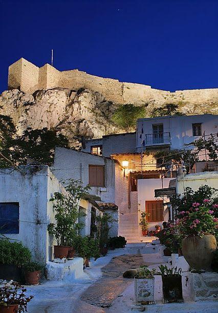 Anafi island, Kyklades Greece