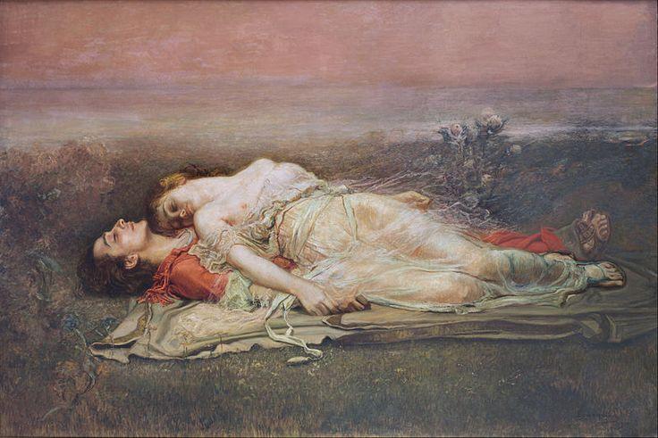 File:Rogelio de Egusquiza - Tristan and Isolt (Death) - Google Art Project.jpg