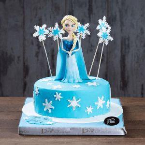 karlar ülkesi, frozen, elsa, doğum günü pastası, liva,