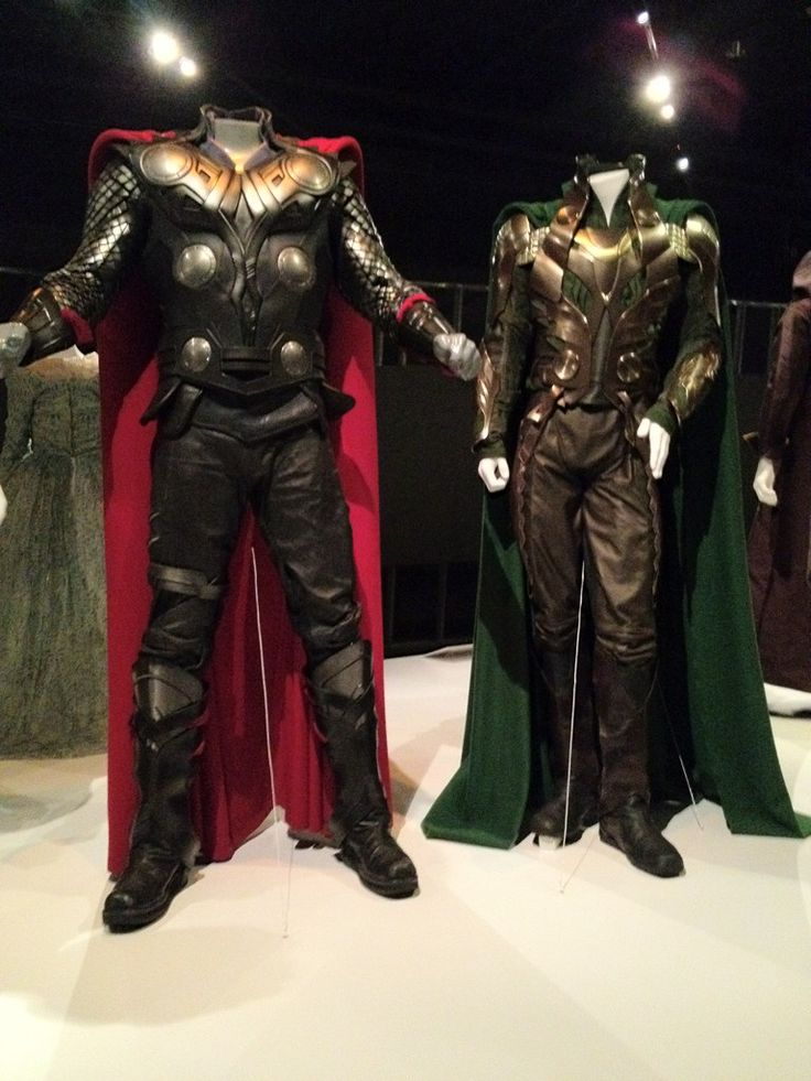 """further reference. wonder where this was shown, and that they had pics of lokis other outfits.  #can we please talk about how they posed loki's mannequin as the sassiest thing on two legs  """"We have a Hulk."""" """"Well, I have an authentic Gucci handbag. Bitch.""""    BLESS THIS FANDOM"""