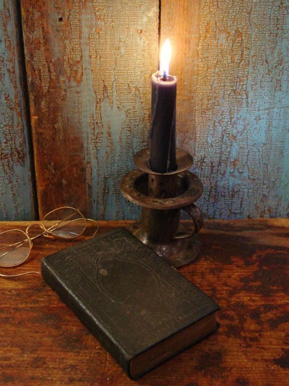 Old Candlelight...