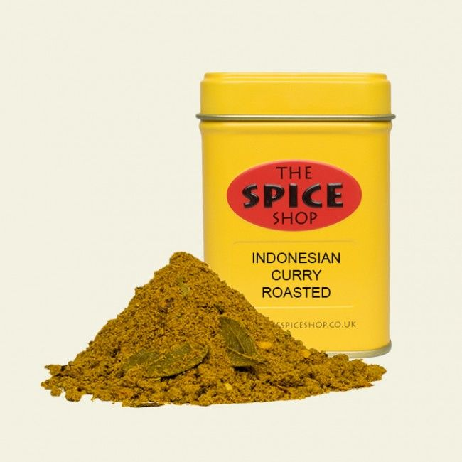INDONESIAN CURRY BLEND ROASTED