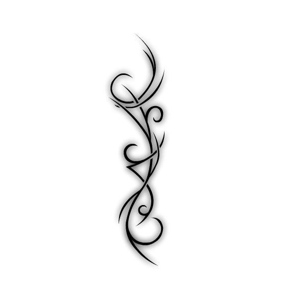 small tribal tattoos   Ideas for Wrist Tattoo Bracelet   Wristband Tattoos - L@MM Board!