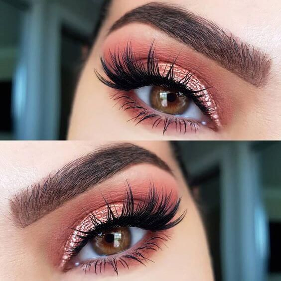 Pageant and Promenade Make-up Inspiration. Discover extra lovely make-up appears to be like with Pagea…
