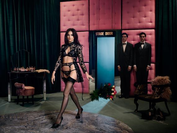 Agent Provocateur's creative director on what not to do when buying lingerie - Vogue Australia