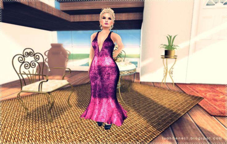 Moda no SL by Luah Benelli: :MF:Melak Fashion - New!!!