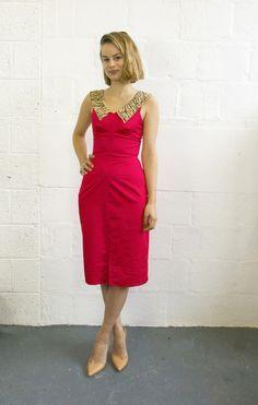 3 girls, 1 pattern: The Sophia Dress – By Hand London