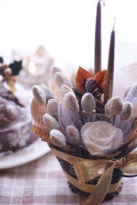 「アレンジメントチョコレート」ぽんのすけ | お菓子・パンのレシピや作り方【corecle*コレクル】