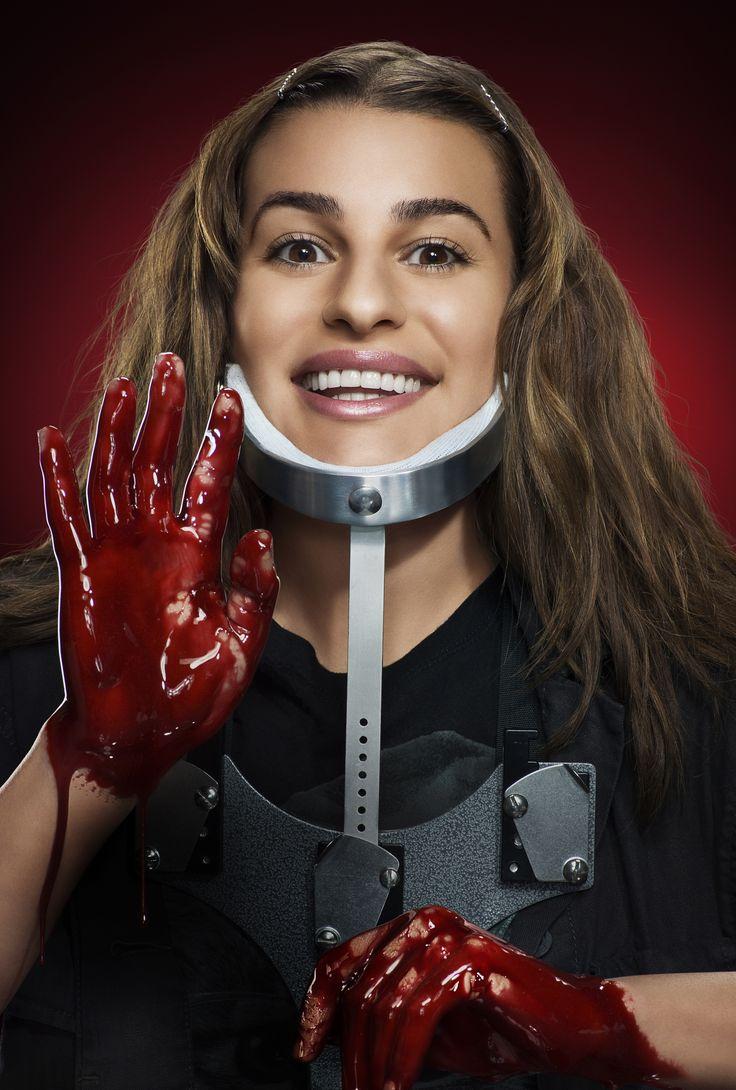 "Scream Queens S1 Lea Michele as ""Hester Ulrich"""
