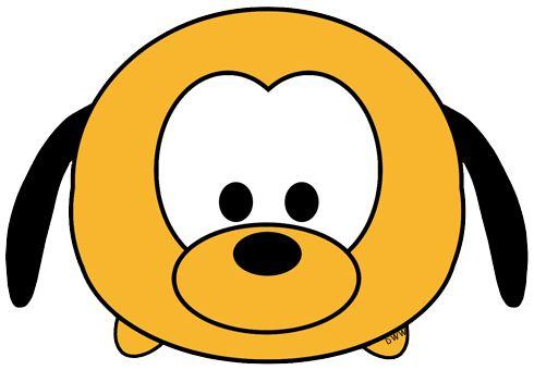 Pin By Kay Slay On Tsum Tsum Disney Drawings Pluto