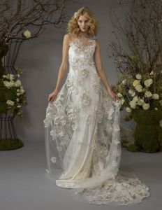 The 855 best images about Wedding Dresses on Pinterest
