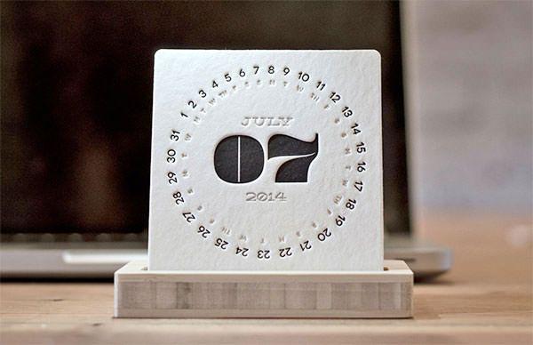 letterpresscalendar