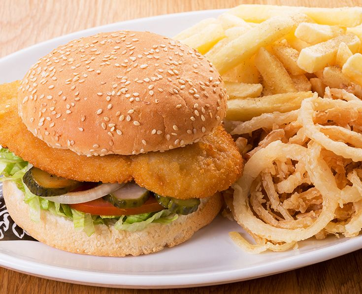 Chicken Burger: Grilled or crumbed chicken breast. Read more: https://www.spur.co.za/menu/burgers/