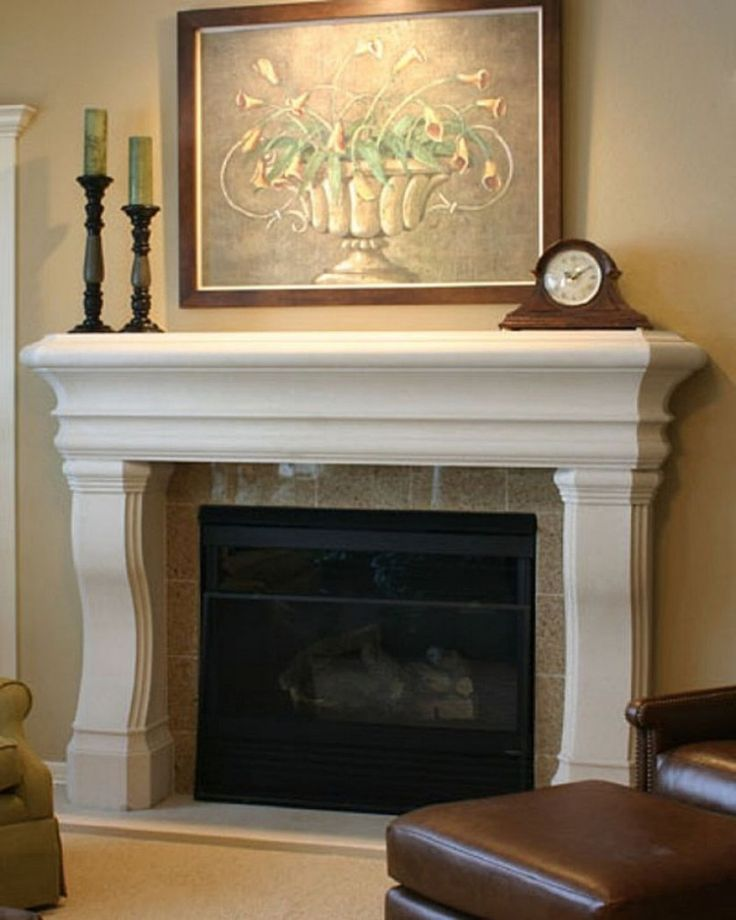 50 best images about fireplace mantel decorating on pinterest rustic fireplace mantels - Fireplace mantel designs in simple and sophisticated style ...