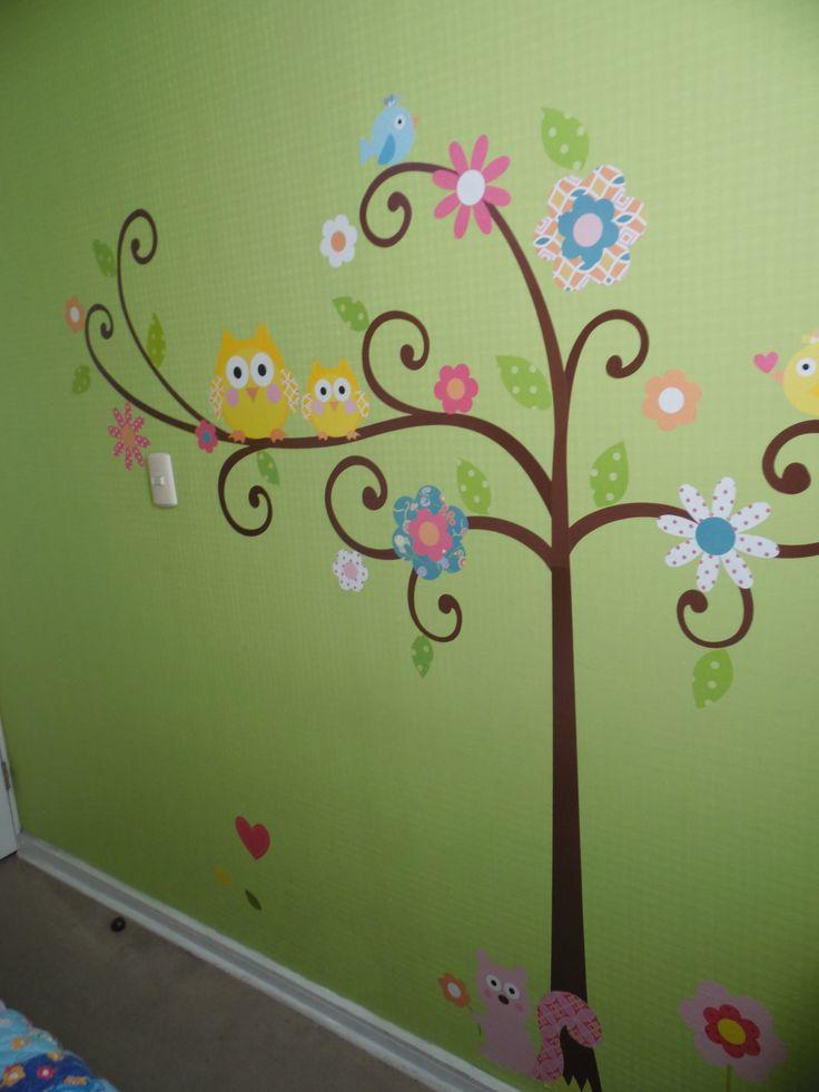 11 best murales decorativos infantiles images on pinterest for Murales decorativos