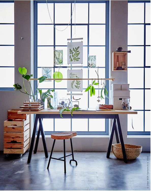 34 best ARBEITSPLATZ für Kreative images on Pinterest Desks, Work - ikea küche planen online