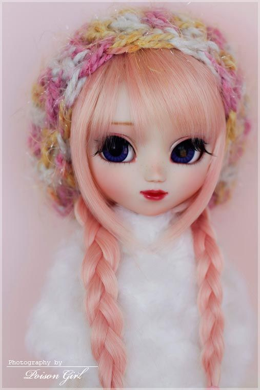 Sweet Custom Pullip Doll by Poison Girl  #doll #pullip #custom   visit http://poisongirldolls.com