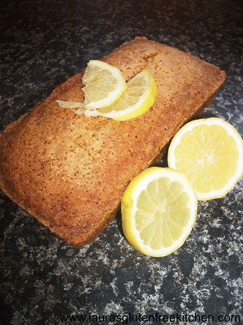 Lemon Madeira cake is a sponge cake in traditional English cookery.