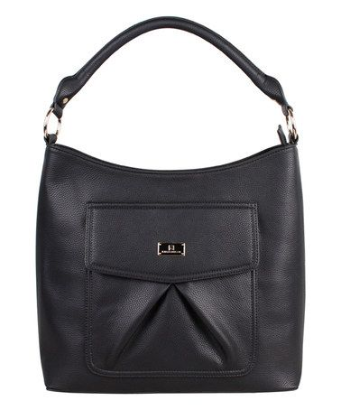 Look what I found on #zulily! Black Lilith Hobo #zulilyfinds
