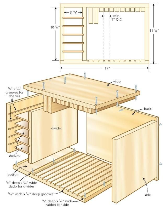 66 best rangement lame scie circulaire images on pinterest - Top craft scie circulaire table ...