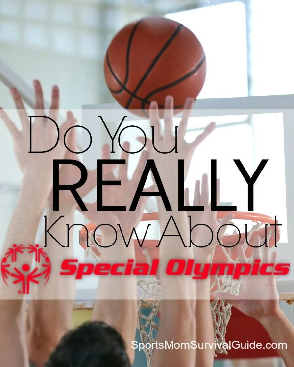 Special Olympics is not just for kids AND not just for people with physical disabilities…find out how anyone can get involved!