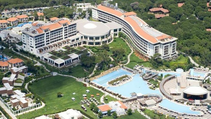 Hotel Ela Quality Resort, Belek,Antalya, Turcia