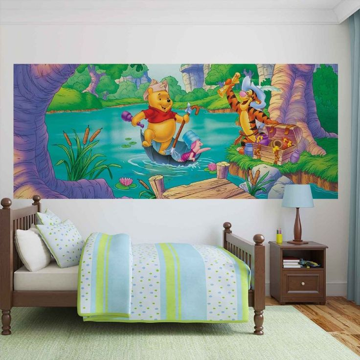 Types Of Wallpaper Coverings: 1000+ Ideas About Disney Wall Murals On Pinterest