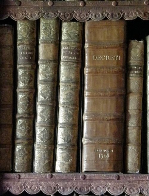 Library at Chirk Castle, Wrexham, WalesbySue Hasker