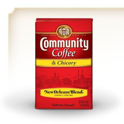 Community Coffee Ground New Orleans Blend