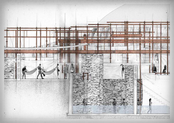 It is an architecture of micro-tactical resistance   Ayden De Luca