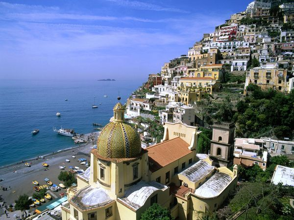 Amalfi Coast. need i say more?